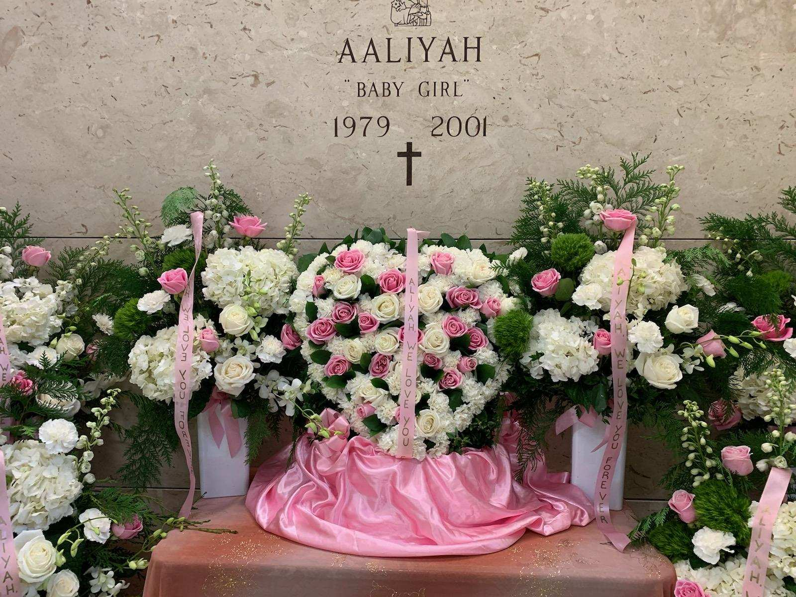Happy Birthday Aaliyah, We Love You Forever!
